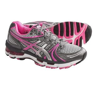Asics Womens Gel Kayano 18 Running Shoes 6-11 B Standard Medium width NEW
