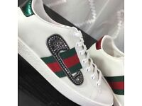 GUCCI Ace Trainers - BRAND NEW Sz39/39.5