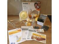 Medela Swing Breast Pump with Calma Teat £55