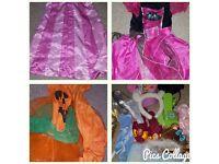 Large bundle of kids fancy dress clothes