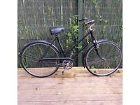 Currys ladies bike. Very vintage. Guessing rare. Best offer