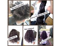 Hair Extension, Sew in, Weaves, Micro Rings, Micro Weft, L.A Weave, Box Braids