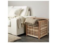 WANTED!! Ikea Hol storage side table/laundry basket