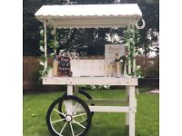 Sweet/Prosecco/Cheese Cart For Hire