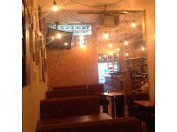 Coffee shop / Cafe/ Takeaway to rent £350pw , includ all bills, Fully equipped, Running Business