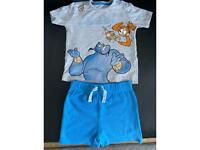 Disney shirts and T-shirt set 6 to 9 month