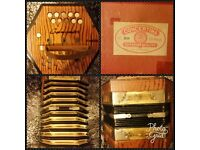 Concertina commander accordion 30/22 £80ono sell way more on ebay have shown below