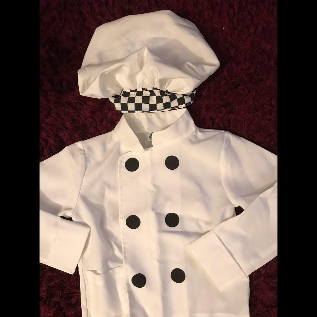 Ratatouille Chefs 3 piece costume | in Romford, London | Gumtree