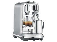 Nespresso Creatista Plus Coffee Machine - Excellent Condition