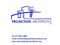 Architectural services - Planning applications - Extensions - Interior design