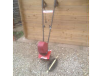 Mantis Classic Electric Tiller with 15Mtrs/50ft aprox. cable.