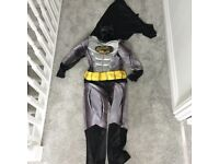 Kids Batman outfit age 7-8 years