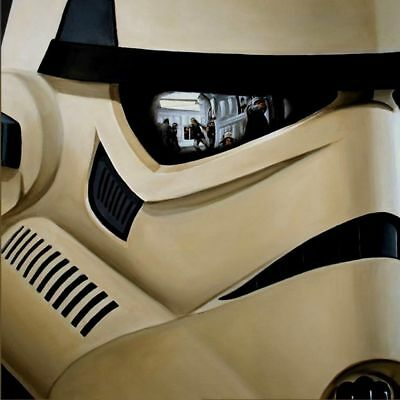 STAR-WARS-A-NEW-HOPE-STORM TROOPER-HQ 501st-ABS-ARMOUR-COSTUME-PROP-KIT NEW - Stormtrooper Armor Kit