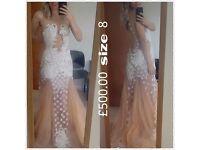 Brand new unused beautiful wedding/prom/evening/party/fairytale dress