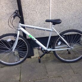 Hardly used bike fof sale 75.00 ideal for XMAS No time wasters