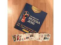 World Cup Russia 2018 Panini Sticker Swap