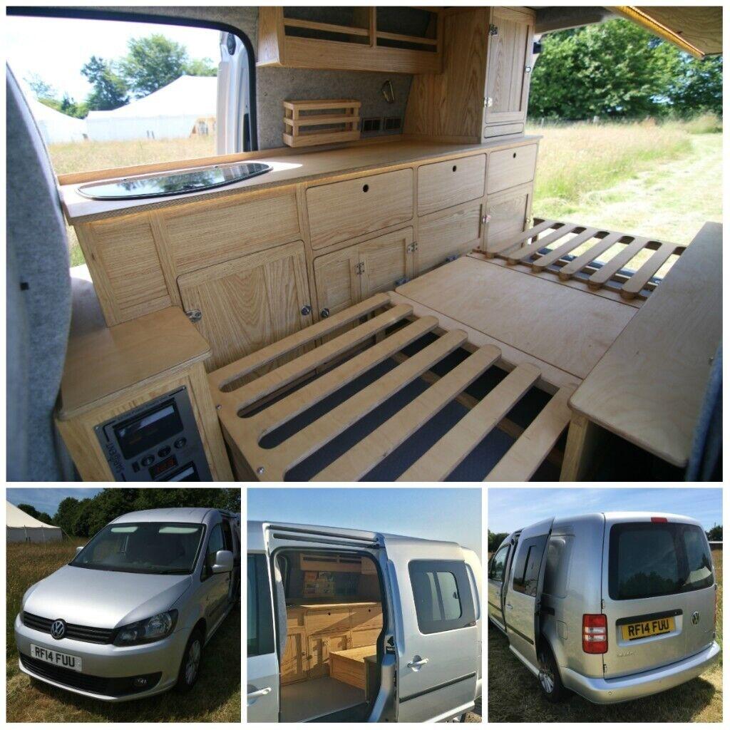 Vw Caddy Maxi Camper Interior