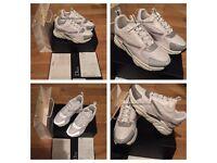 Christian Dior White Runners B22 Trainers Shoes Fashion Mens Women's Girls Boys Various Size EU UK