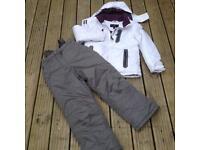 Canadian Alpinetek Snowsuit - Age 7-8