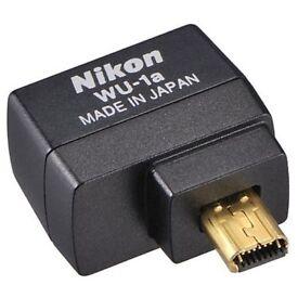 Nikon WU-1a Wireless Mobile adaptor