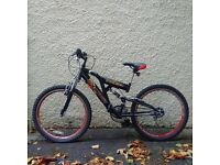 GOLDRUSH RAIDER BIKE - 20 inch wheels