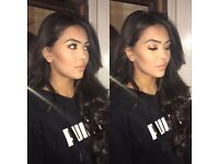 **VERY REASONABLE GLAM** Trained by Ambreen Makeup Artist Professional Glam LONDON