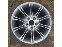 """Genuine BMW MV2 18"""" rear Alloy Wheel"""