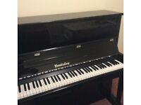 Wendl and Lung Upright 122 Piano