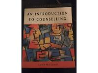 An introduction to counselling 2nd Ed John McLeod book