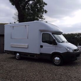 FORD IVECO CATERING VAN
