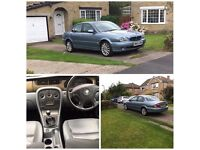 Jaguar X Type 2.0 D Sport + Low Mileage + 1 Owner + Grey Leather Seats +