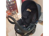 stokke car seat be safe easy sleep spares only