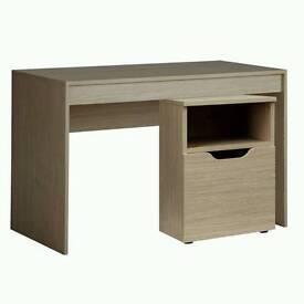 Office desk & cabinet (John Lewis, Dexter)