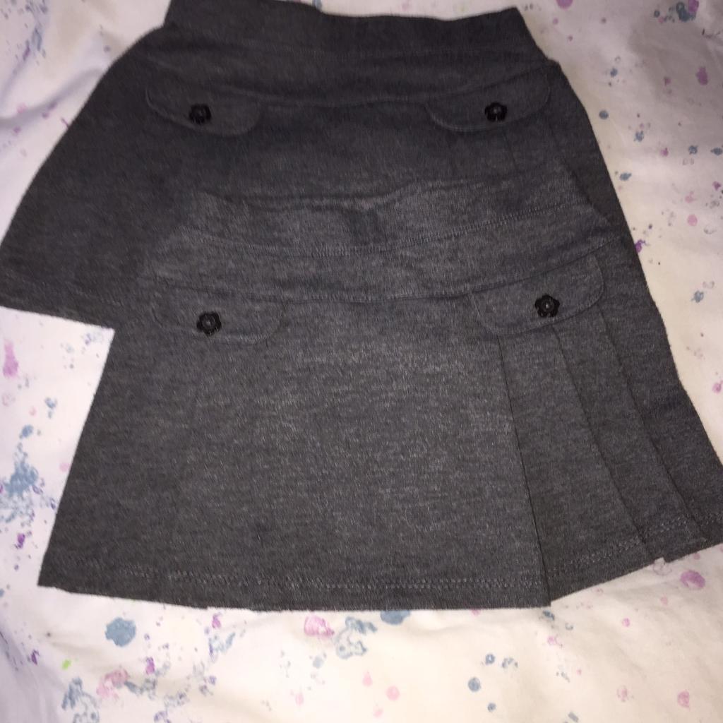 def45ad1a6b Long Grey School Skirts