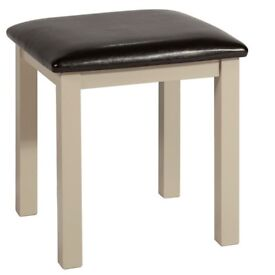 NEW!! TRUFFEL STOOL.