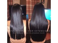 Mobile Hair Extensions, Fully qualified, North West - Natalie Sarah Hair