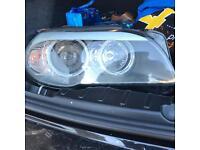 BMW 5 Series F10 F11 10-12 Headlight Headlamp Right Driver Off Side OEM Hella