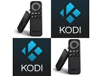Amazon Fire Stick fully loaded with Kodi - watch latest movies and TV channels