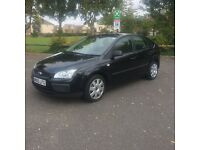 2005/55 Ford Focus 1.6 LX Automatic new shape