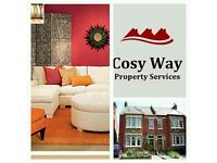 lovely 4 bedroom flat in sw11 dss family welcome £2900