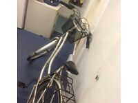 Tiger Town & Country Ladies Bike (Silver) for Sale in Excellent Running Condition for sale