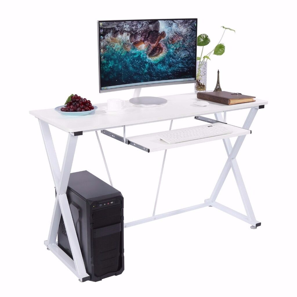 High Quality Home Office Furniture: High Quality Metal Computer Desk PC Table Home Office