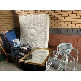 House Clearance items all free
