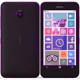 Nokia Lumia 630 Smartphone UNLOCKED TO ANY NETWORK , No offers