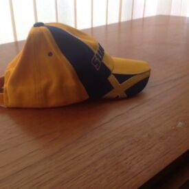 Swedish foot ball cap