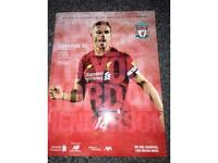 Liverpool football book