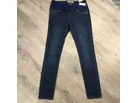 Top shop maternity jeans size 10 leg30 new with tags