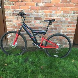Muddy Fox mountain bike- adult size