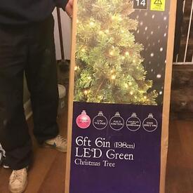 6'6 Christmas tree