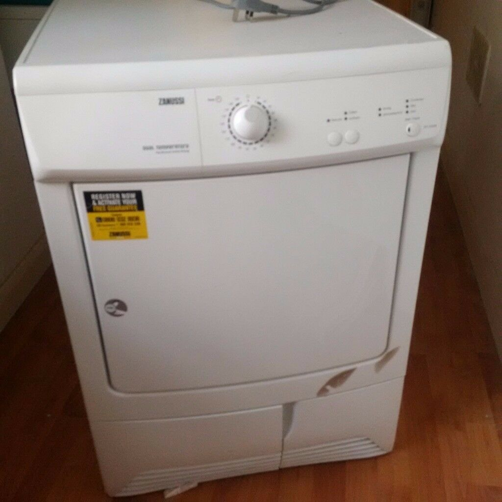 7kg condenser tumble dryer in pristine condition can deliver